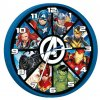 EUROSWAN Hodiny Avengers Plast, 24 cm