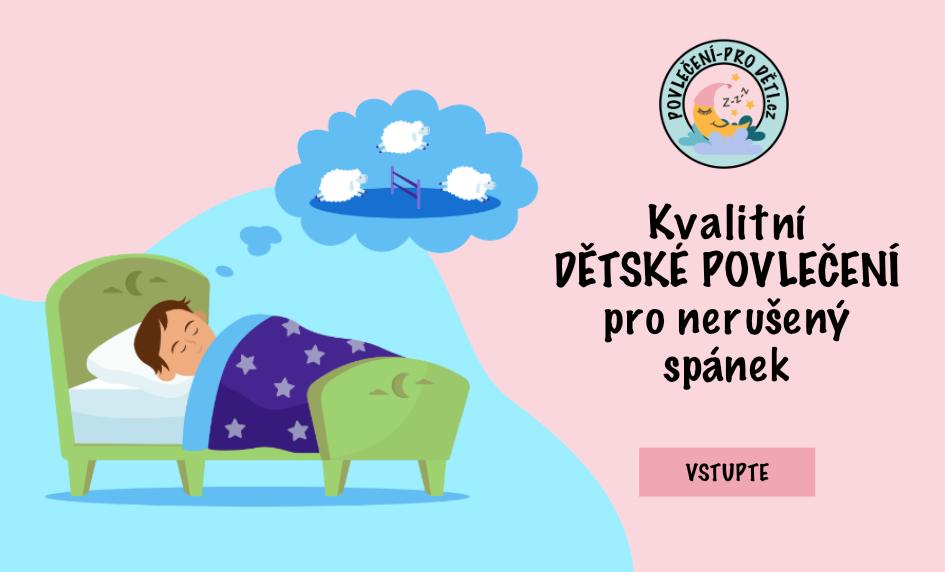 Hlavni banner detske povleceni