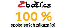 100% spokojených zákazníků