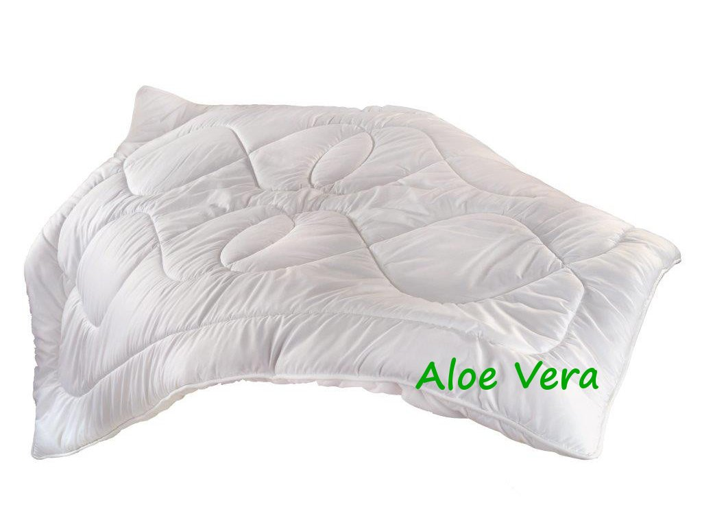 Přikrývka Thermo Aloe Vera 140x200cm zimní 1680g