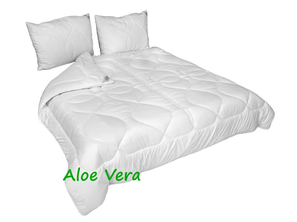 Francouzská přikrývka Aloe Vera zimní 200x200cm 1800g