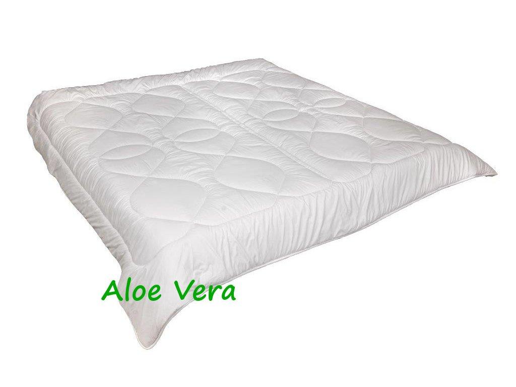 Francouzská přikrývka Aloe Vera celoroční 240x220cm 1580g