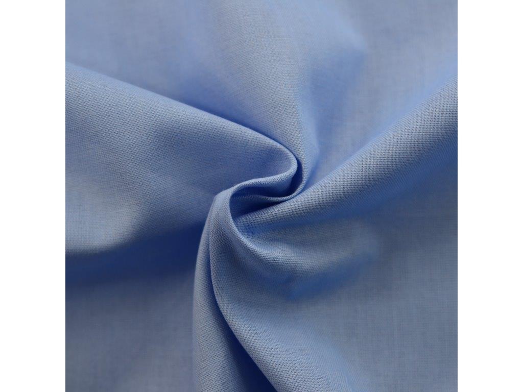 Napínací prostěradlo bavlněné 180x200cm modré