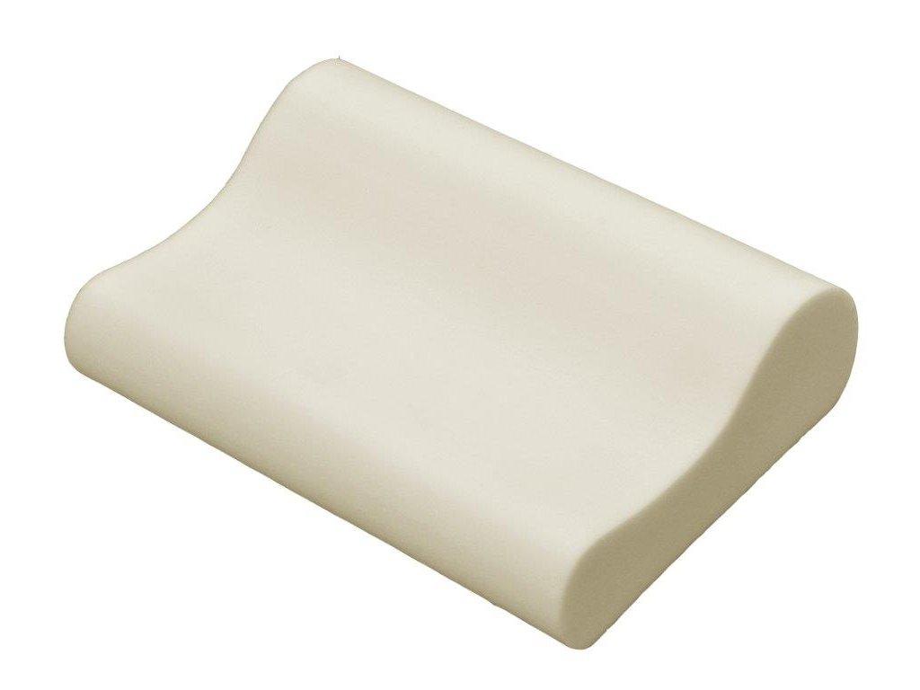 Polštář anatomický polyuretan 45x35cm, Výběr povlaku: Povlak z