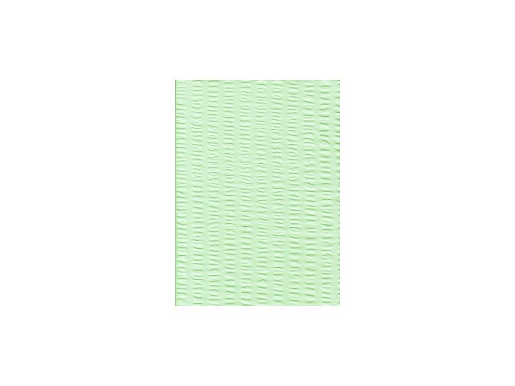 Francouzské povlečení krep UNI 220x200, 70x90cm Zelené, Výběr zapínání: