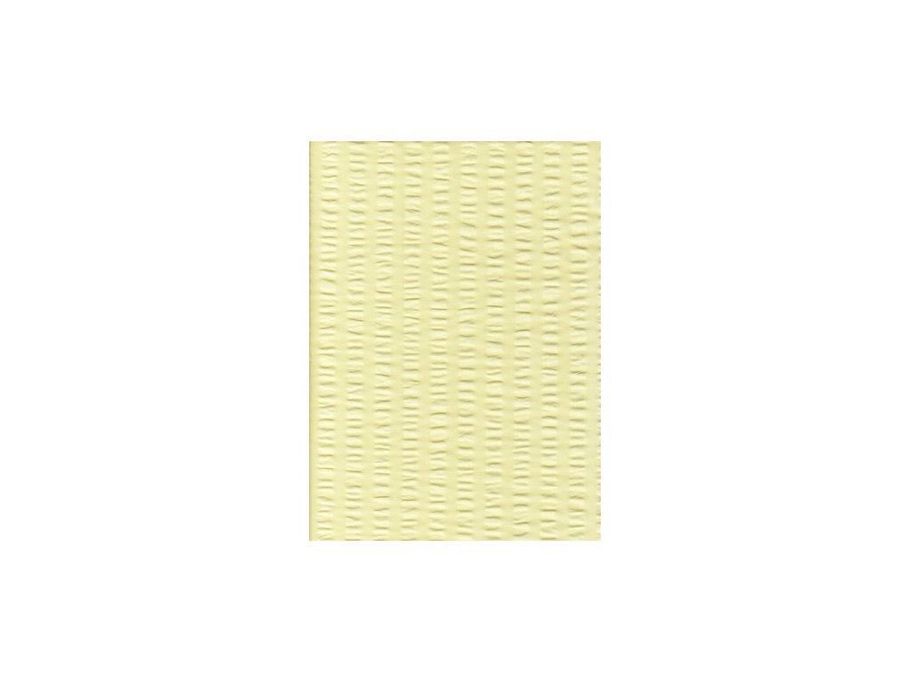 Francouzské povlečení krep UNI 220x200, 70x90cm Žluté, Výběr zapínání: