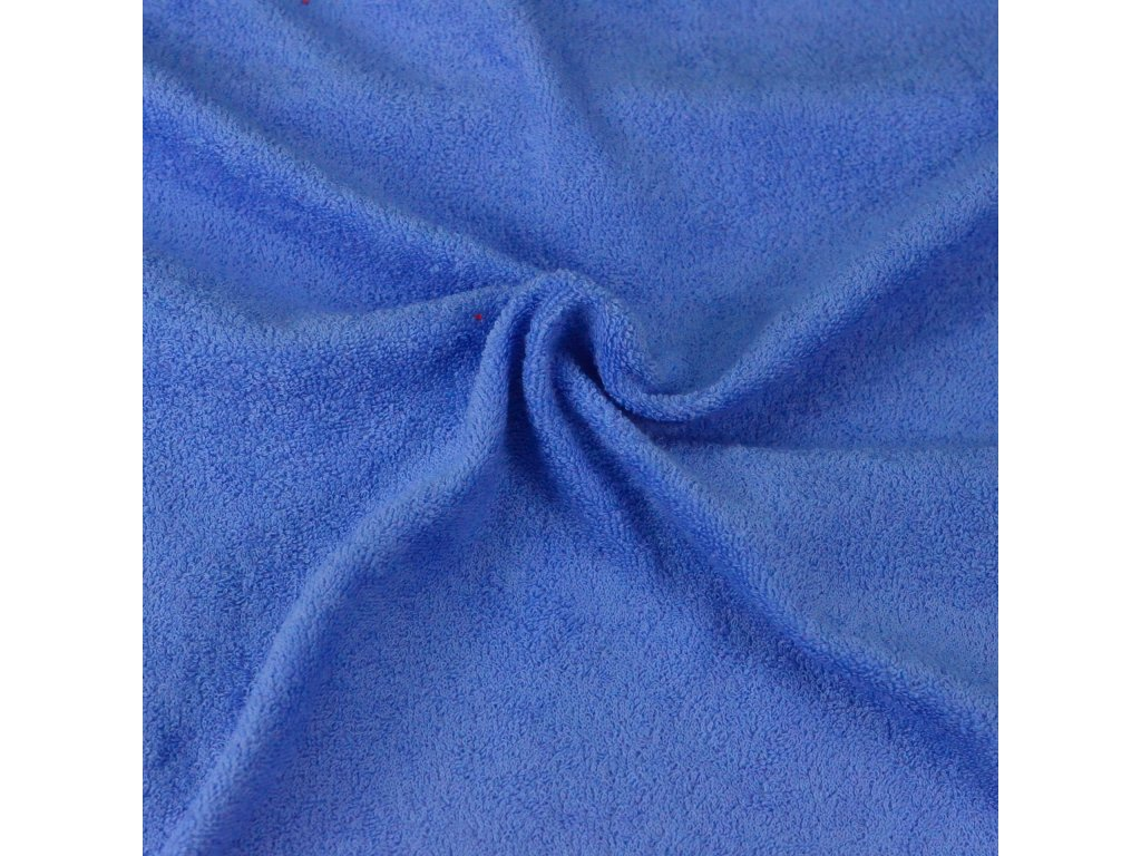 Froté prostěradlo modré, Výběr rozměru