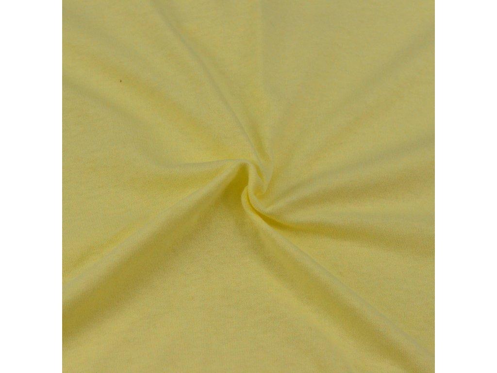 Jersey prostěradlo citrus, Výběr rozměru