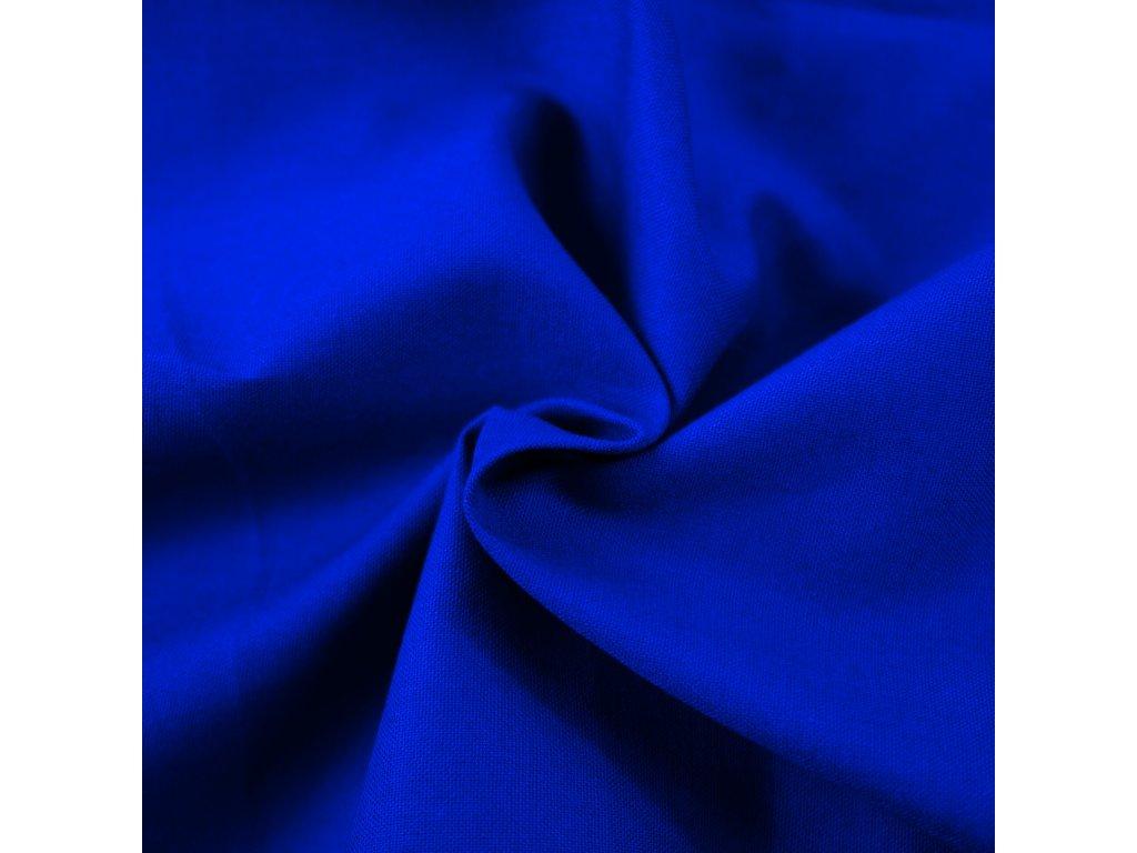 Napínací prostěradlo bavlněné 180x200cm tmavě modré