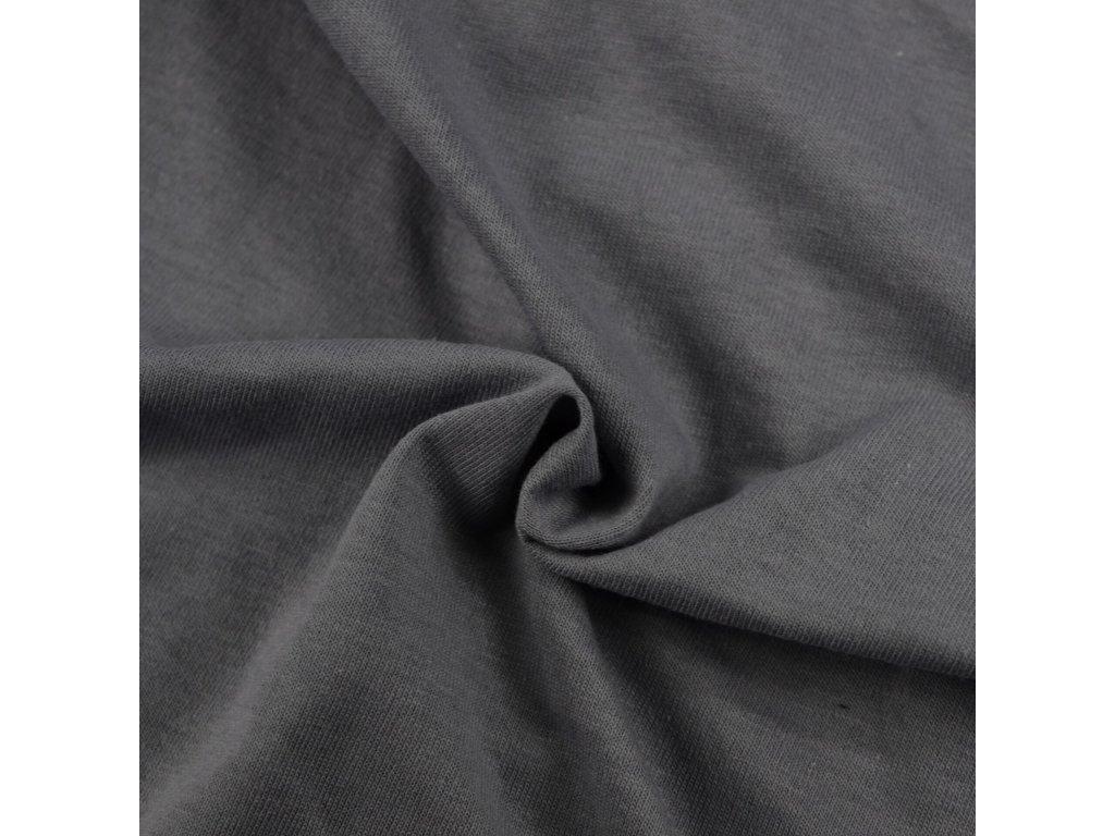 Jersey prostěradlo tmavě šedé, Výběr rozměru