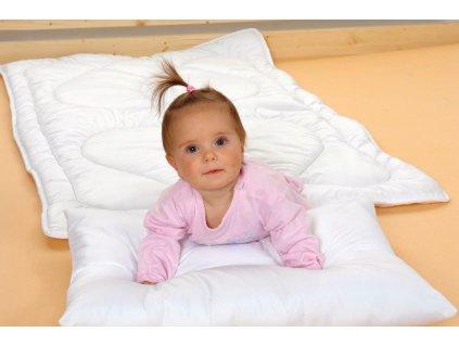 Přikrývka dětská duté vlákno Optimal 90x135cm