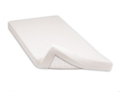 Napínací prostěradlo bavlněné 180x200cm bílé