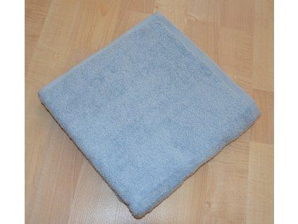 Froté ručník 50x100cm bez proužku 450g světle modrý
