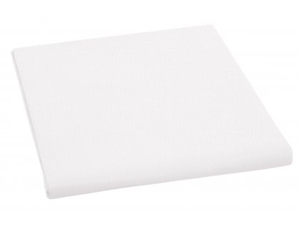 Hotelové dvojlůžkové prostěradlo bavlněné 145g/m2 bílé, Výběr rozměru: