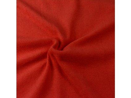 Froté prostěradlo červené, Výběr rozměru