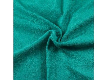 Froté prostěradlo tmavě zelené, Výběr rozměru