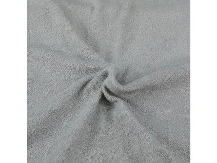 Froté prostěradlo šedé, Výběr rozměru