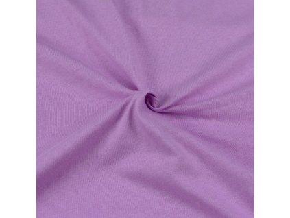 Jersey prostěradlo světle fialové, Výběr rozměru