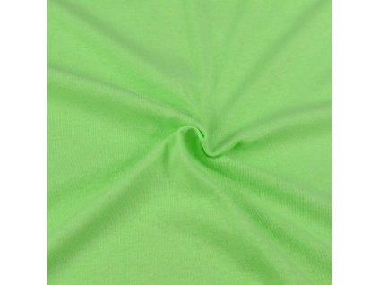 Jersey prostěradlo světle zelené, Výběr rozměru