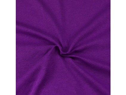 Jersey prostěradlo tmavě fialové, Výběr rozměru
