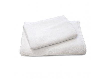 Hotelový ručník 50x100cm froté 450g bílý