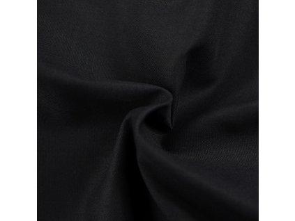 Napínací prostěradlo bavlněné 90x200cm černé