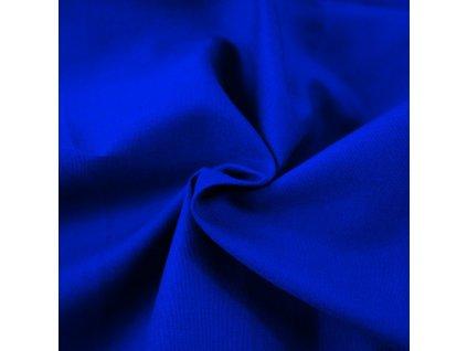 Napínací prostěradlo bavlněné 90x200cm tmavě modré
