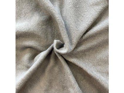 Froté prostěradlo tmavě šedé, Výběr rozměru
