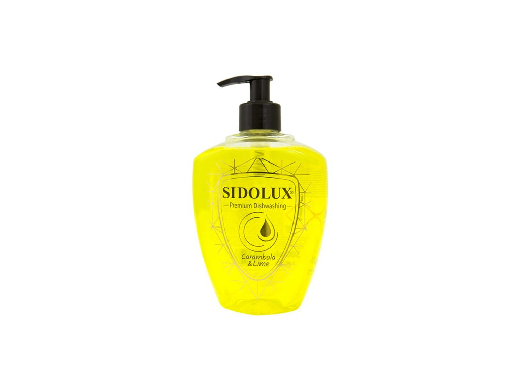 Sidolux Premium dishwashing - Carambola & Lime 500ml