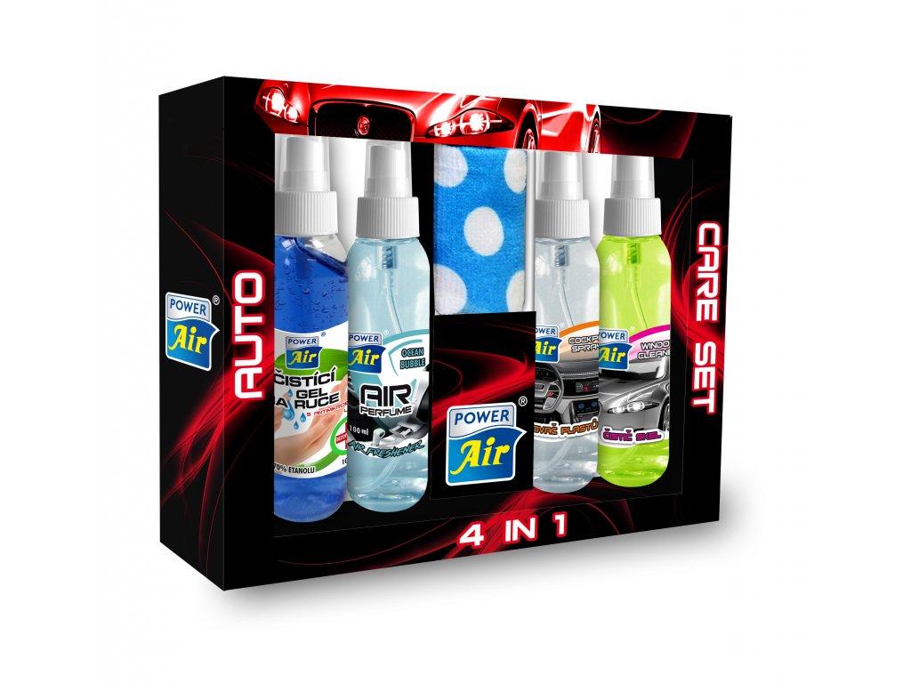 POWER AIR auto care set 1