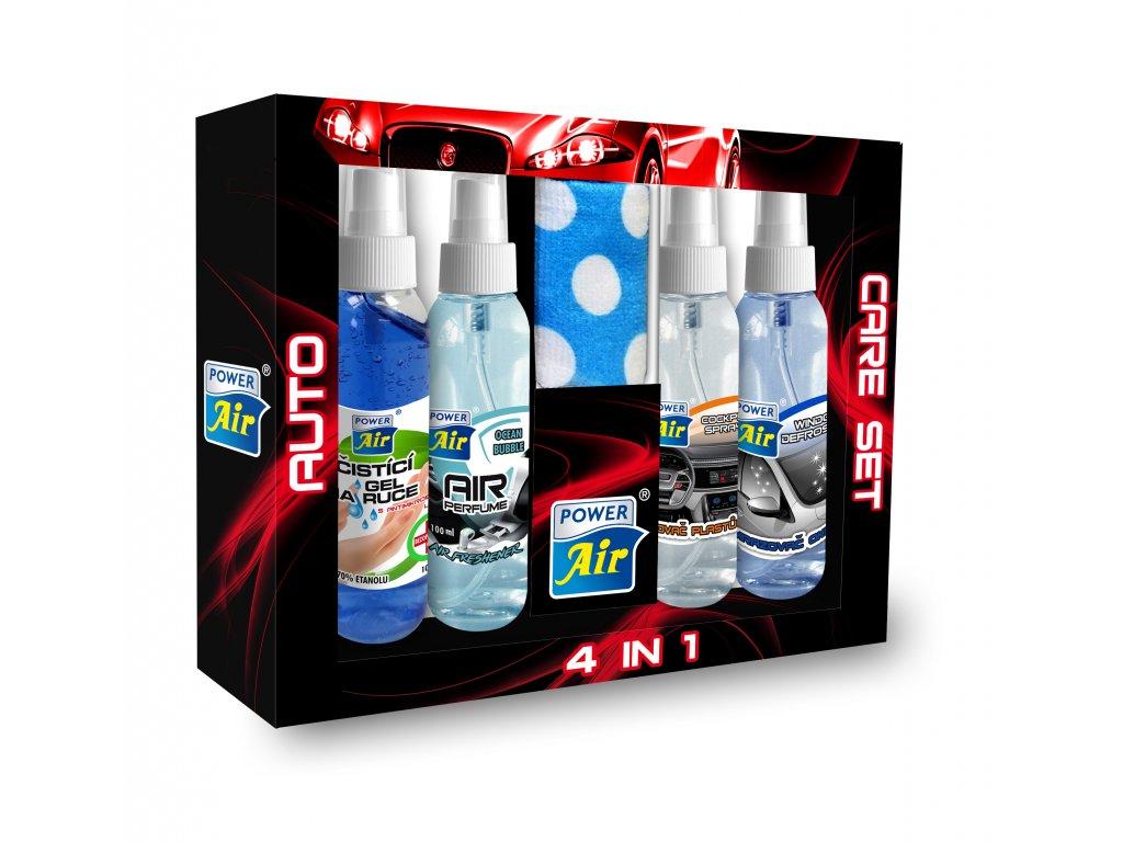 POWER AIR auto care set 2