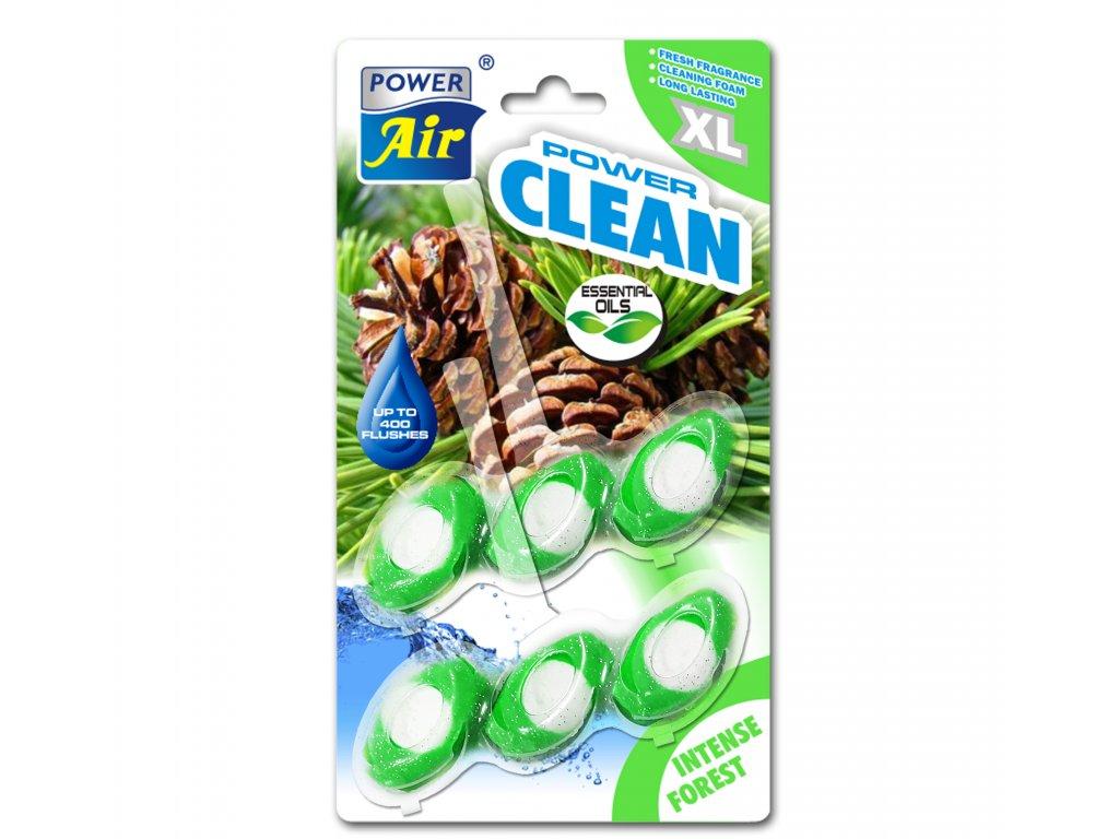 Power Clean Intense Forest1