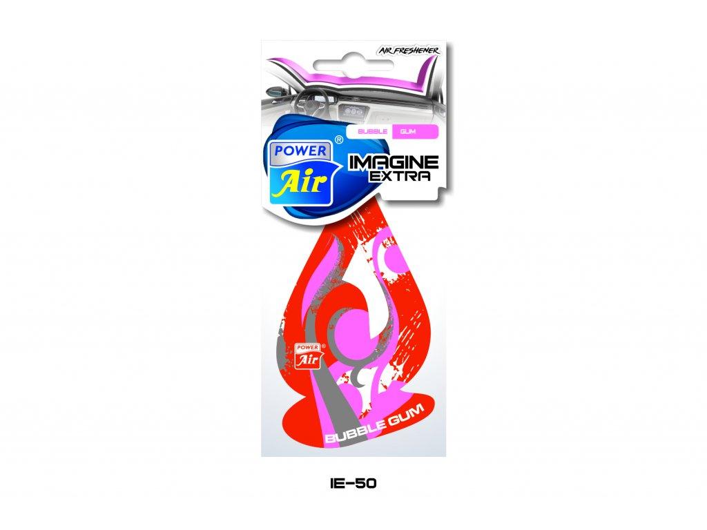 IMAGINE EXTRA papírový osvěžovač - Breeze