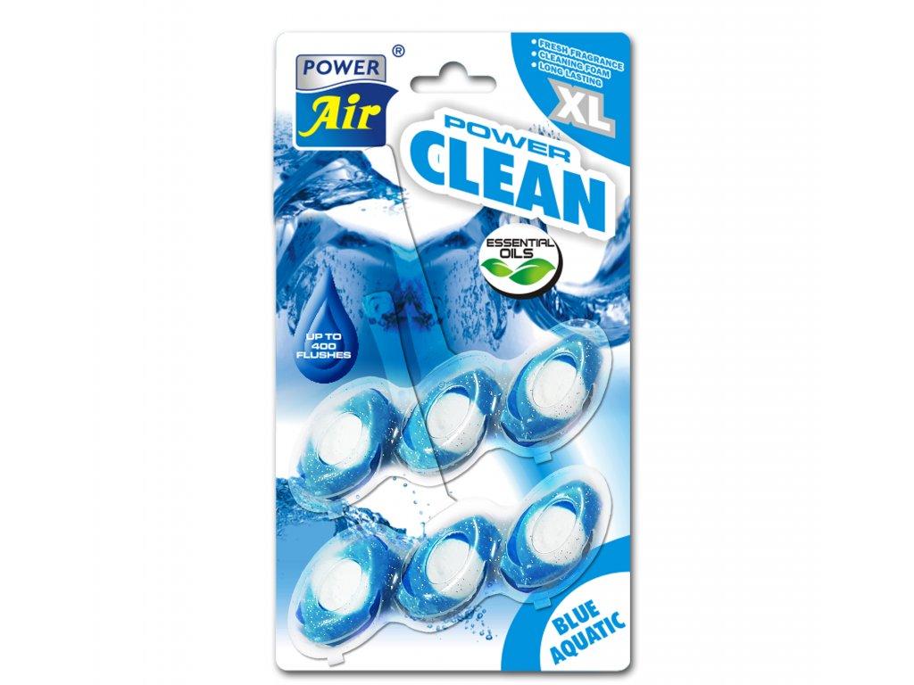 Power Clean Blue Aquatic1