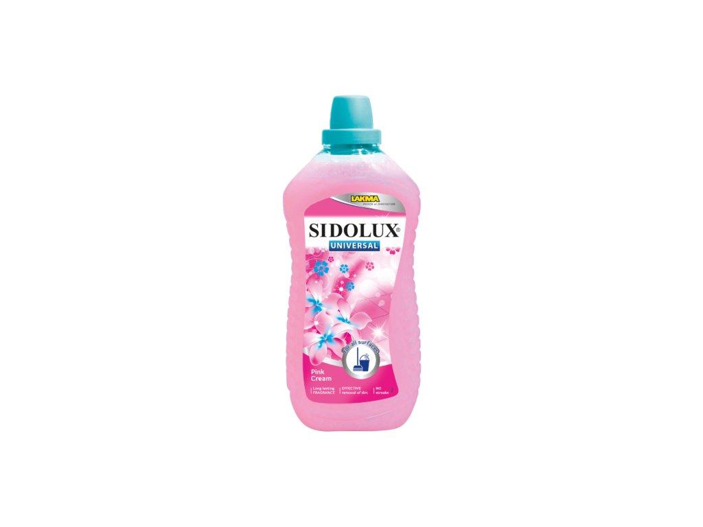 Sidolux Universal - PINK CREAM 1l