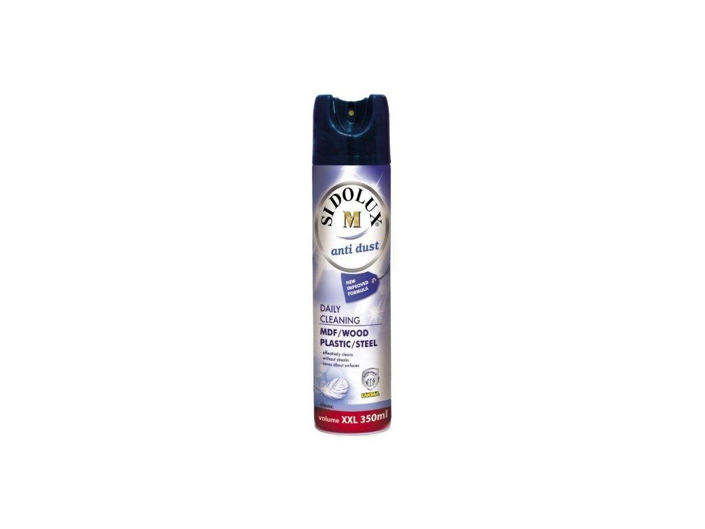 Sidolux M - spray proti prachu s vůní MARSEILLSKÉHO MÝDLA 350ml