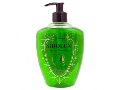 Sidolux Premium dishwashing - Basil & mint 500ml