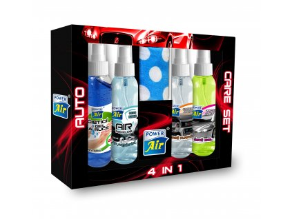 AUTO CARE SET - MIX 1