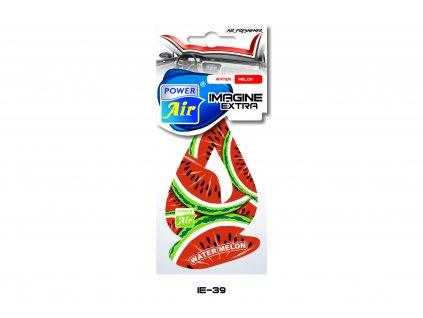 IMAGINE EXTRA papírový osvěžovač - Melon