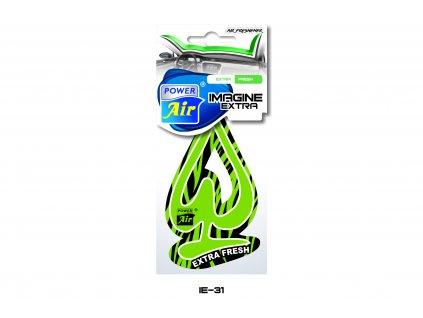 IMAGINE EXTRA papírový osvěžovač - Extra fresh