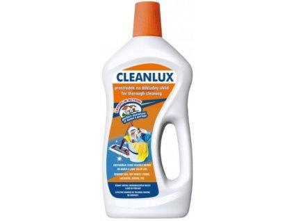 Cleanlux - prostředek na důkladný úklid, smývač starých vrstev lesků na podlahy 750ml