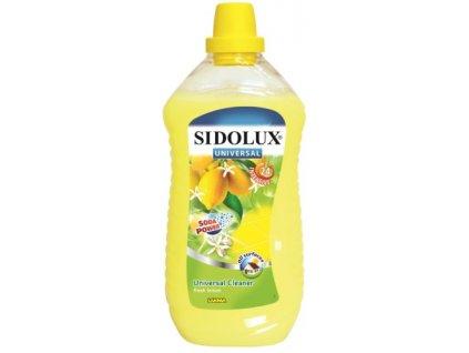 Sidolux Universal - FRESH LEMON 1l