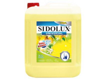 Sidolux Universal - FRESH LEMON 5L