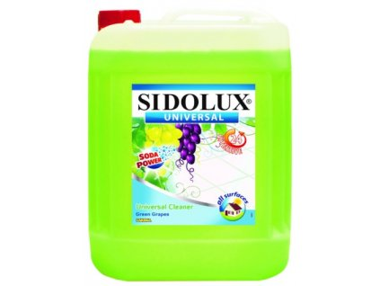 Sidolux Universal - GREEN GRAPES 5L