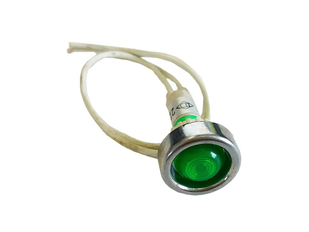 10072 Stavová dioda zelená pro hořáky SMART HEAVY