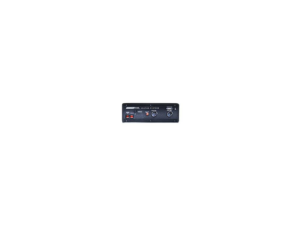 Control panel MCLweb