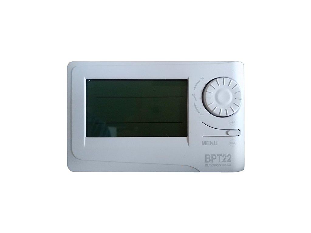 30007 Termostat bezdrátový BPT22png