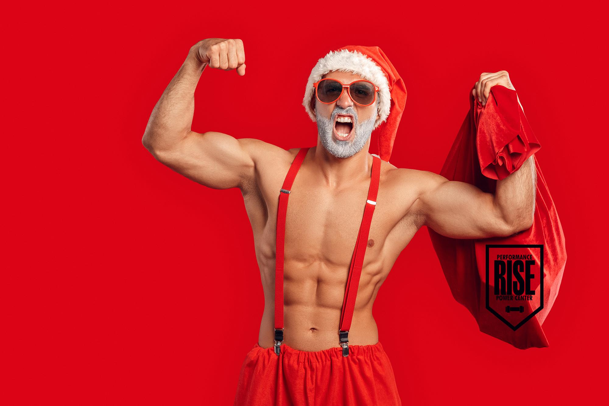 Vánoční Biceps / Triceps