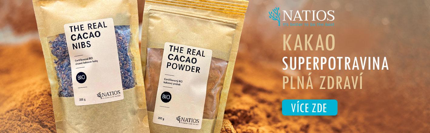 Kakao - superpotravina plná zdraví