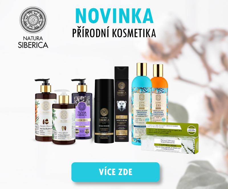 Natura Siberica - 100% přírodní kosmetika